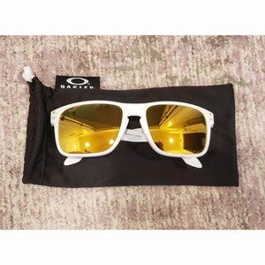 Oakley Holbrook Sunglasses Shaun White 24k Gold